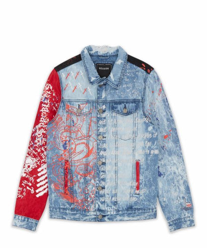WORLDWIDE DENIM JACKET