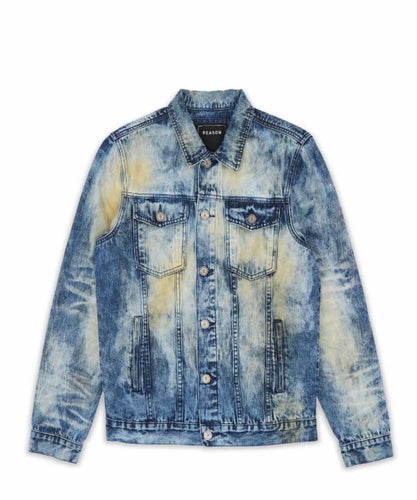 APOCALYPTIC DENIM JACKET