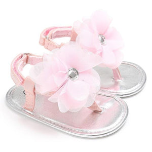 Sweet & Lovely Flower Sandals