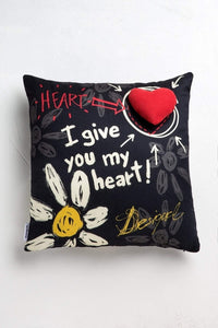 Give Heart Cushion/Pillow