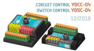 More new products and digital switching coming soon!