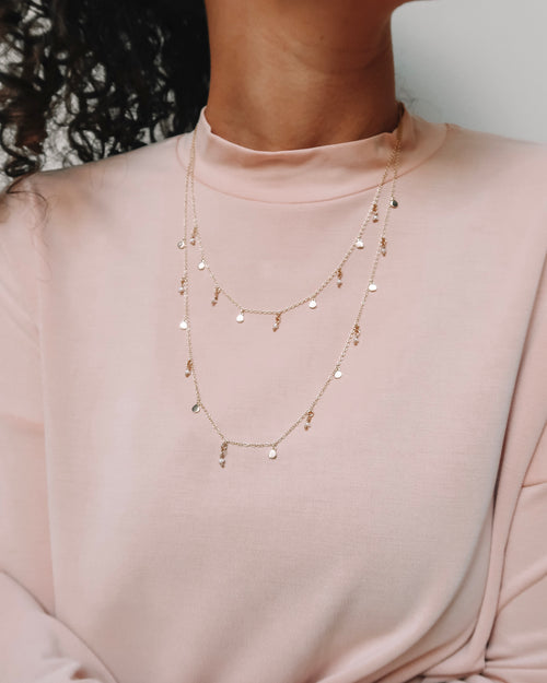 Angie Layered Necklace
