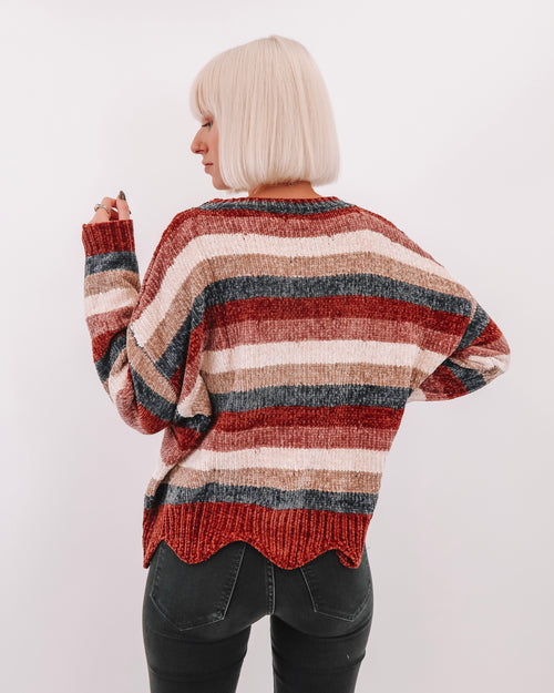 Candy Land Sweater