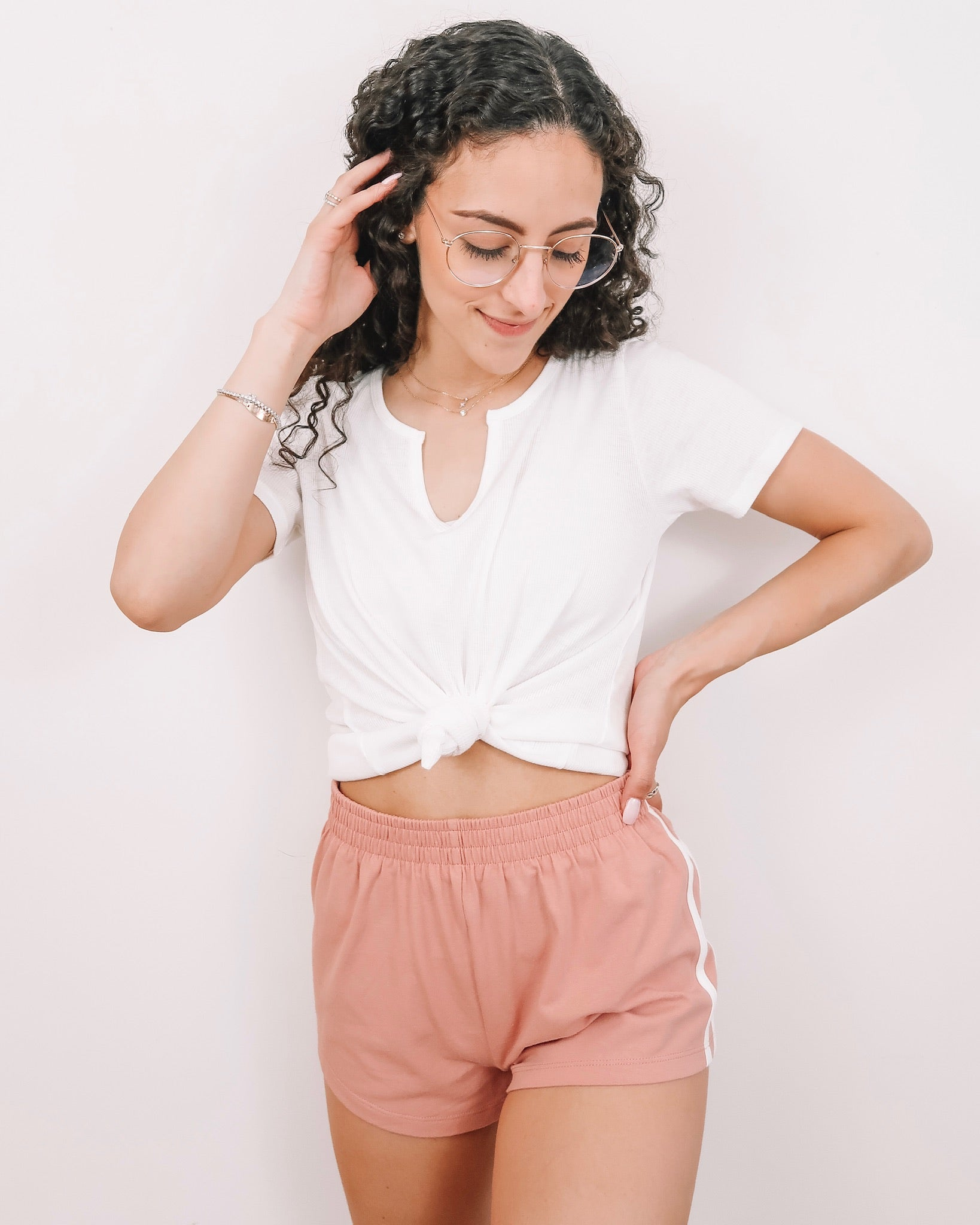 Desert Rose Short