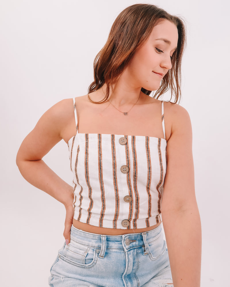 Harmony Crop Top