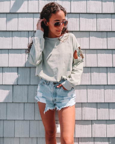Mint Julep Long Sleeve