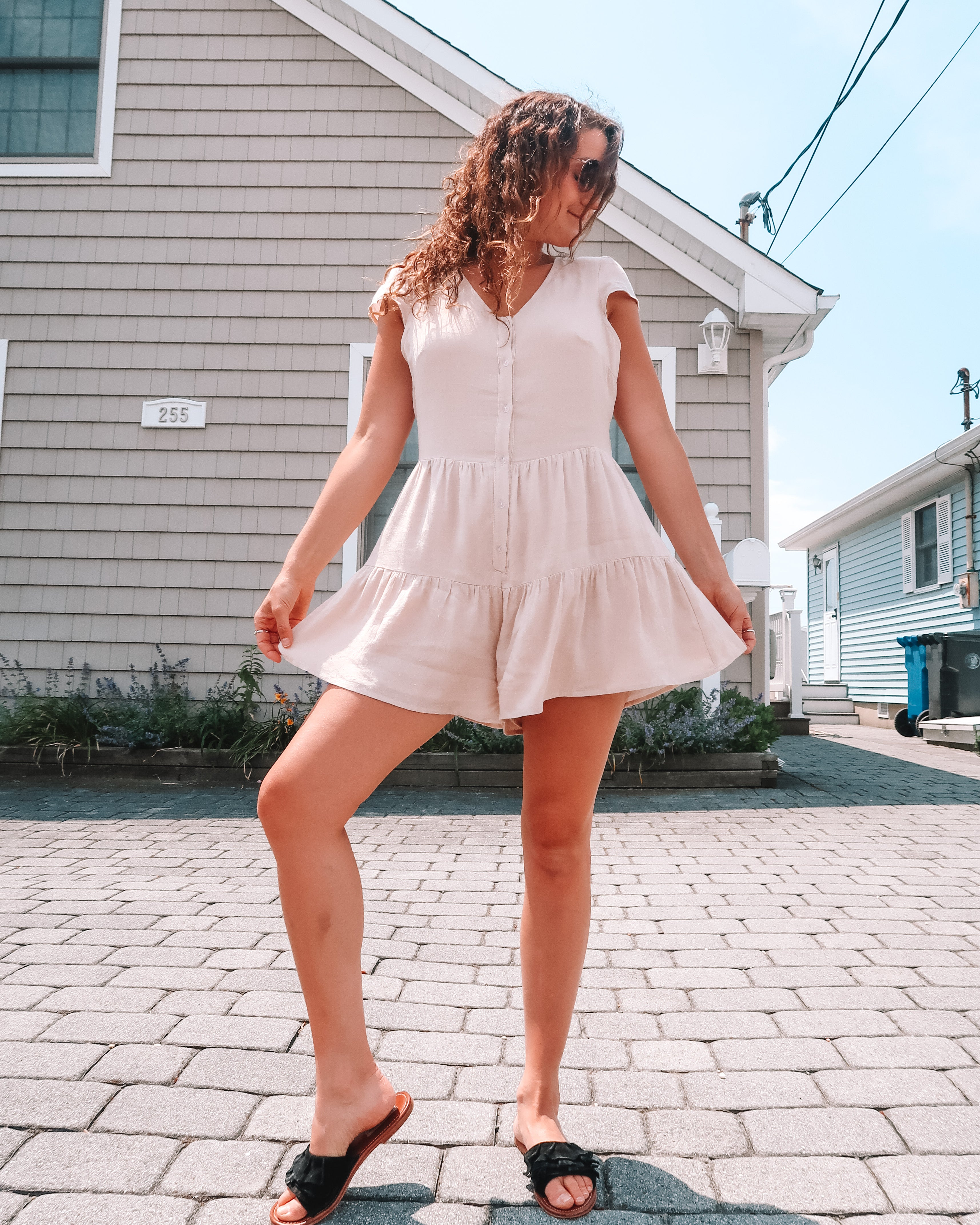 Florence Romper