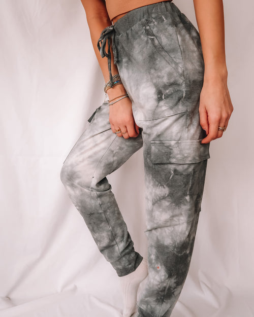 Gone Cozy Joggers