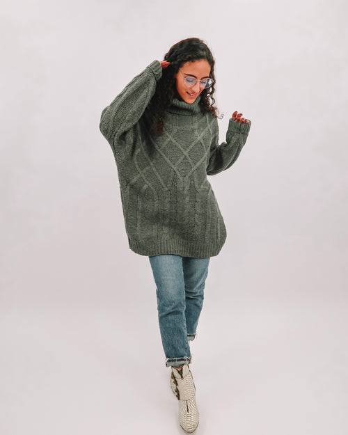 Knit Happens Sweater