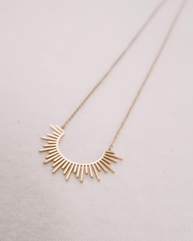 Ray of Sunshine Necklace