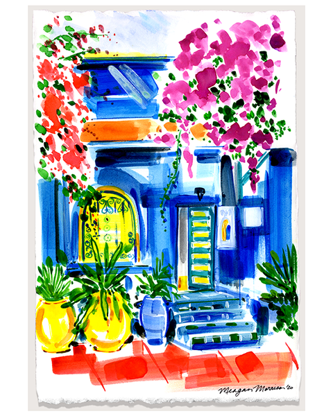 Memories of Jardin Majorelle