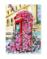 London In Bloom Puzzle (1,000 Pieces)
