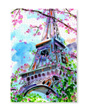 Paris Au Printemps Puzzle (1,000 Pieces)