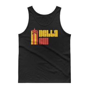 Delt Chi Retro COLOR Tank Top