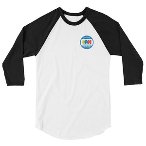Champion Autism Network Adult 3/4-Sleeve Raglan T-Shirt