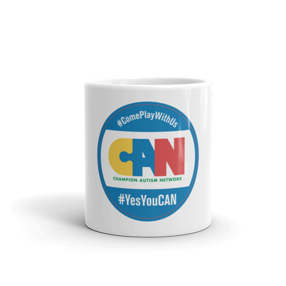 Champion Autism Network Coffee Mug