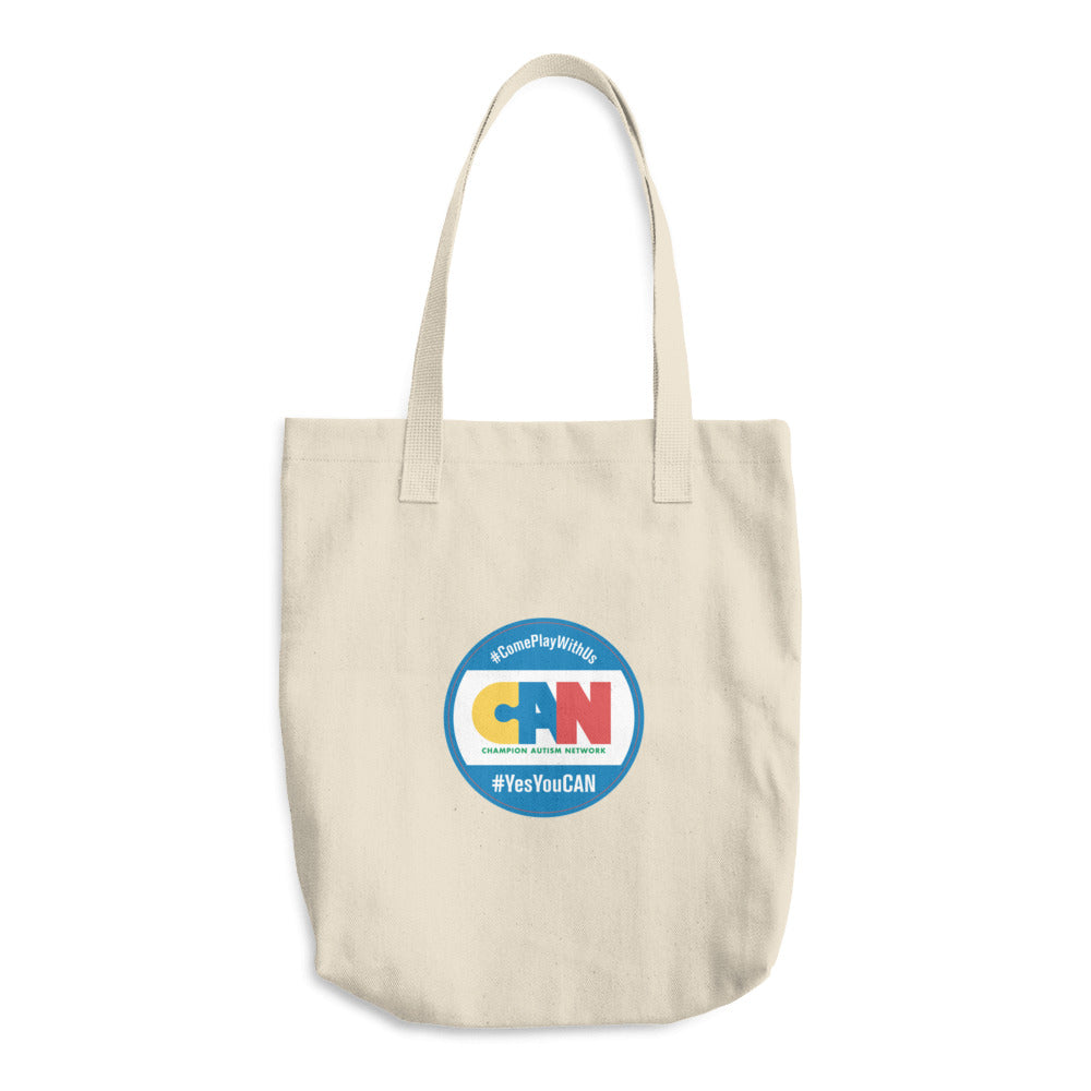 2019 Champion Autism Network Tote Bag