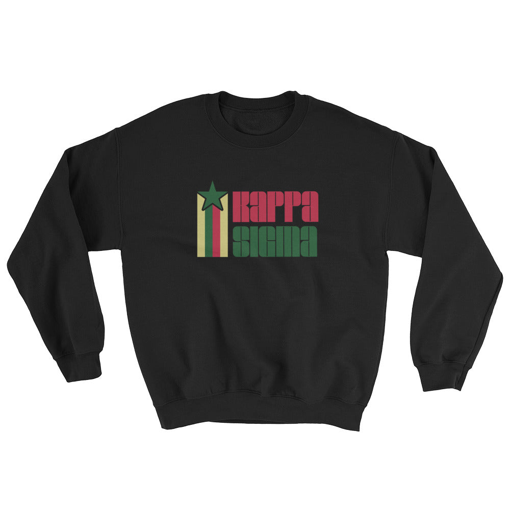 Kappa Sigma Retro COLOR Sweatshirt