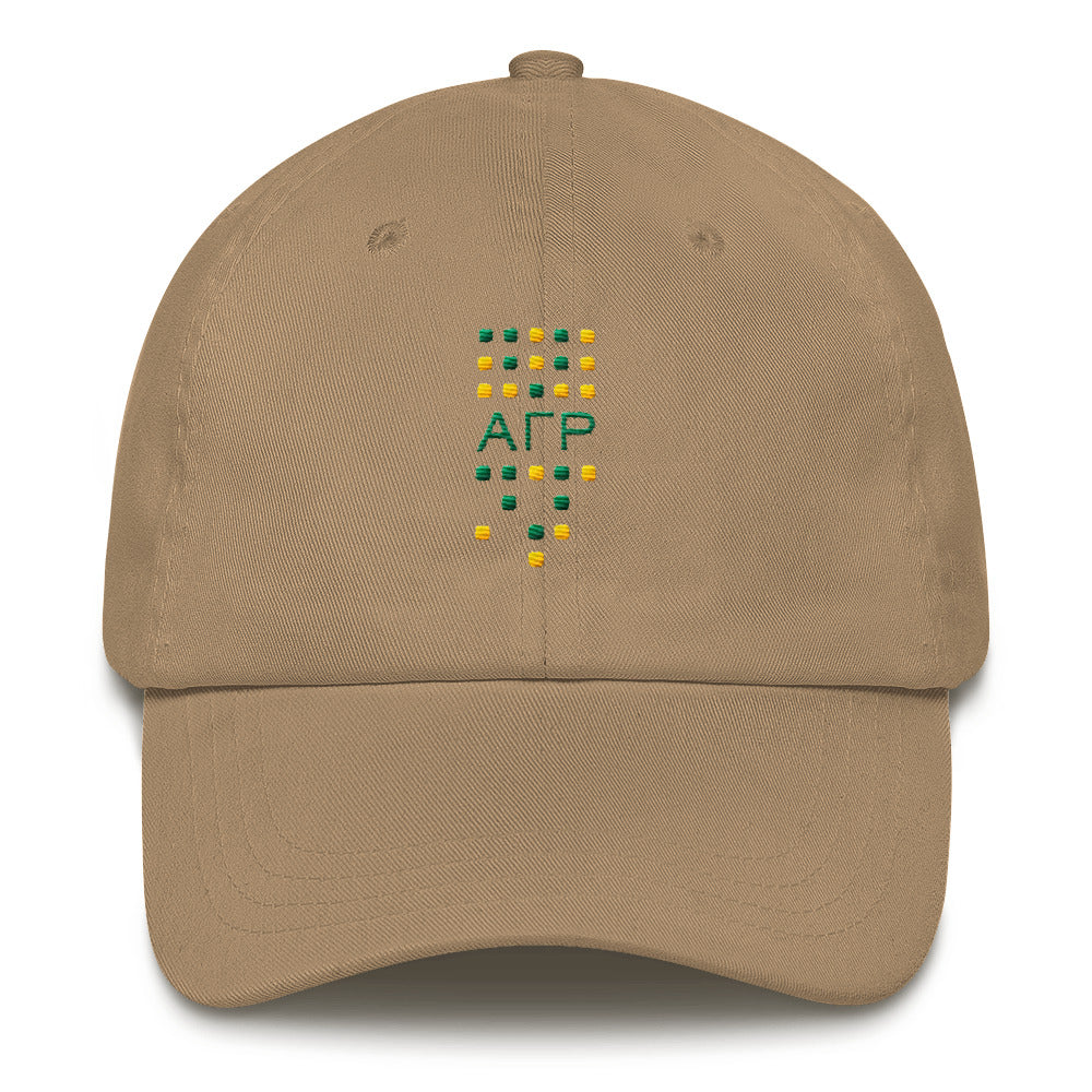 Alpha Gamma Rho Iconic Dad hat