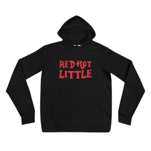 """Red Hot Little"" hoodie"