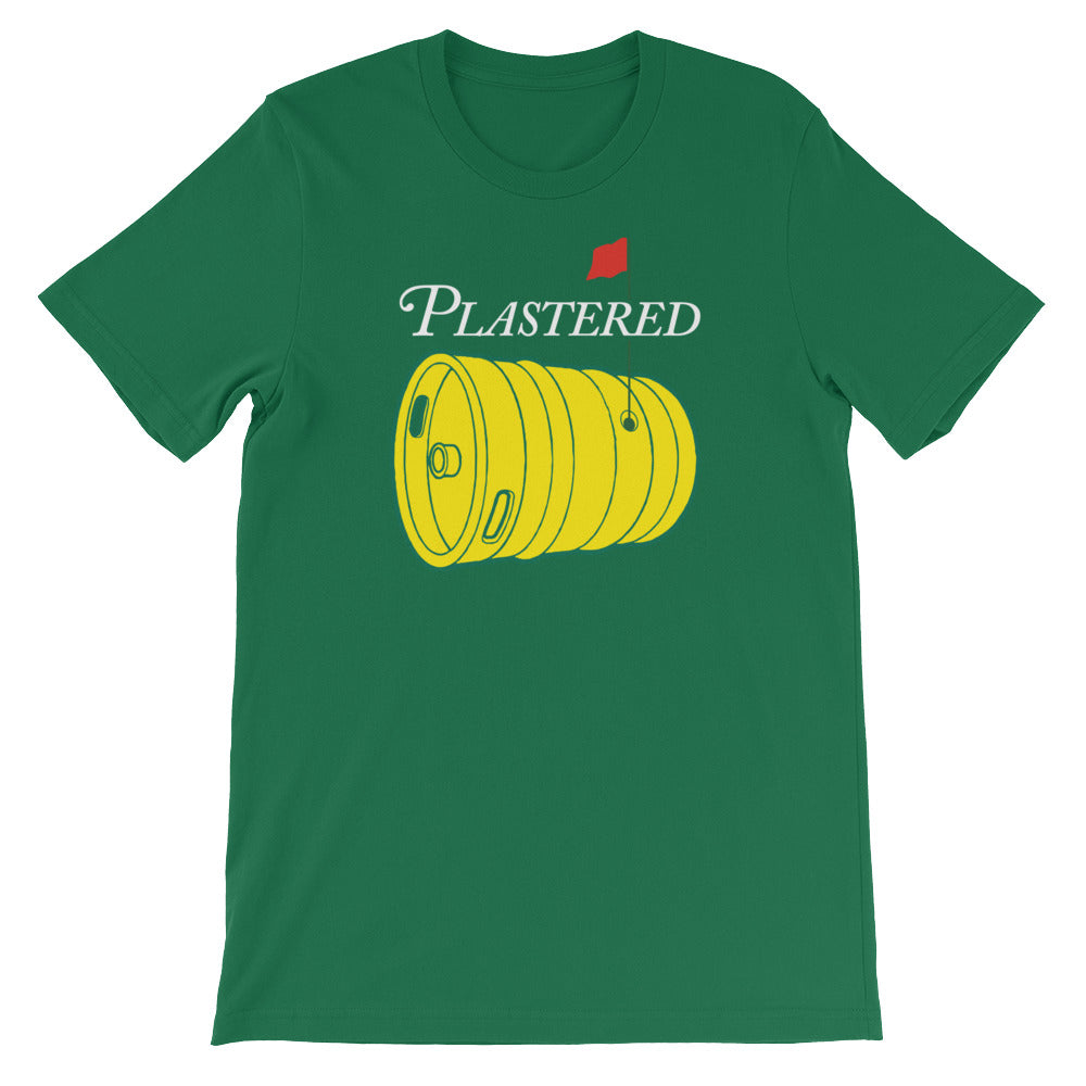 "Masters 2019 ""PLASTERED"" Graphic Tee"