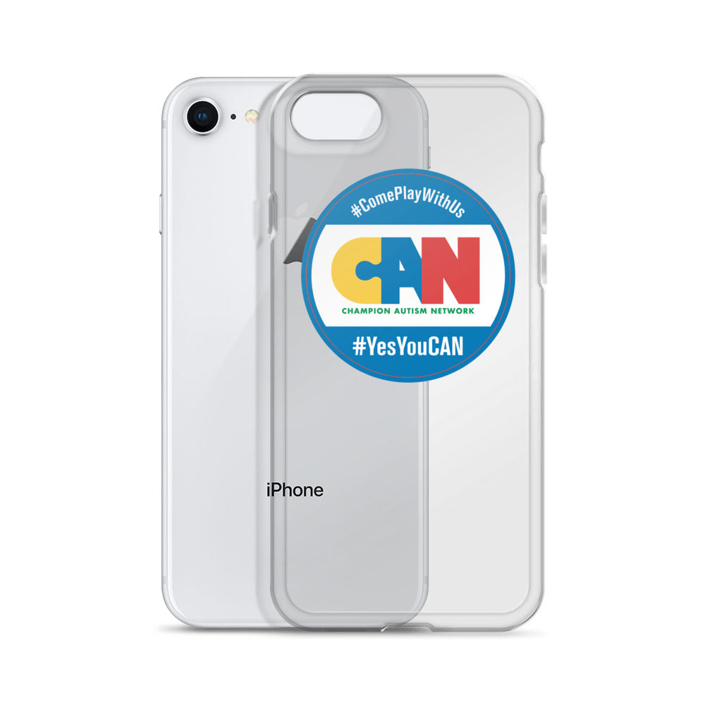 Champion Autism Network iPhone Case
