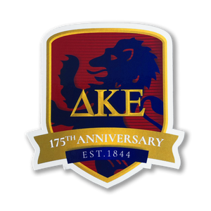 DKE 175th Anniversary Sticker