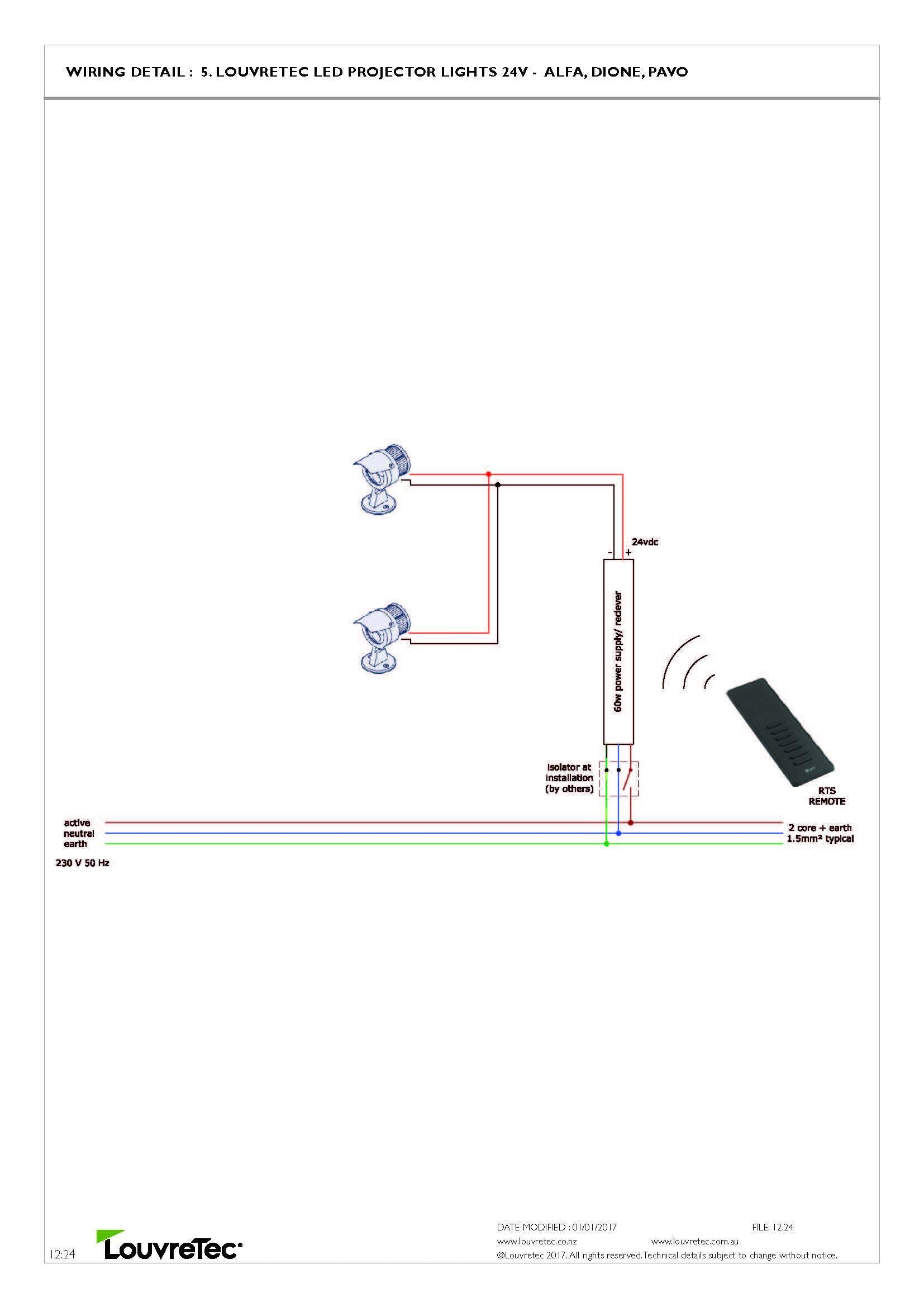 Technical | Wiring Diagrams