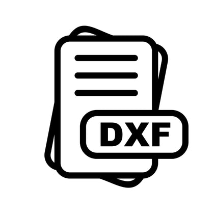 DXF Digital Download