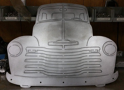 50's Truck Front View