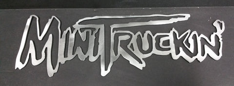 Old School Minitruckin Logo