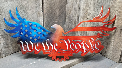 WE THE PEOPLE -Eagle 1