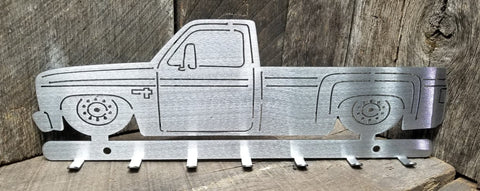 Square Body Single Cab C10  Dually Key Hanger