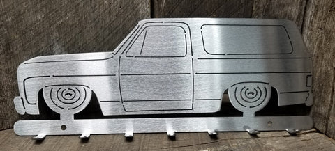 Square Body k5 blazer Key Hanger