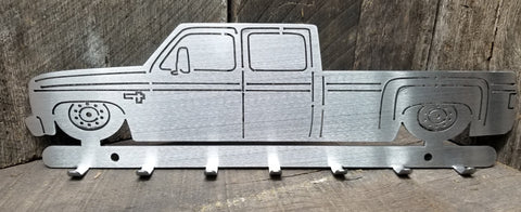 Square Body C10  Dually Key Hanger