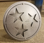 TN Tri Star Trailer Hitch Cover