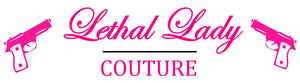 Pink Gun Lethal Lady Couture