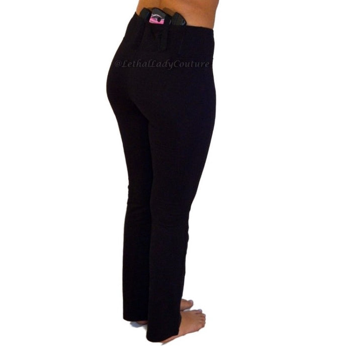 Women's Concealed Carry Yoga Pants