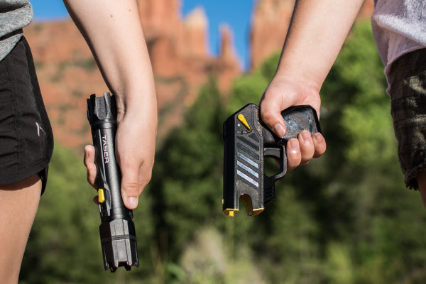 TASER Self-Defense