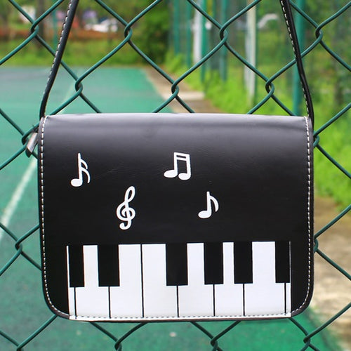 Piano Crossbody Bag