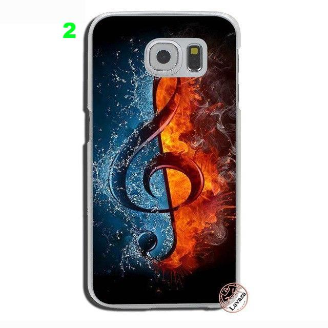 DJ Music Hard Phone Case For Samsung Galaxy S8 Plus S9 Plus S3 S4 S5 S6 S7 Edge
