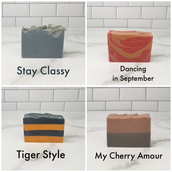 Introducing our Fall 2020 Soap Line