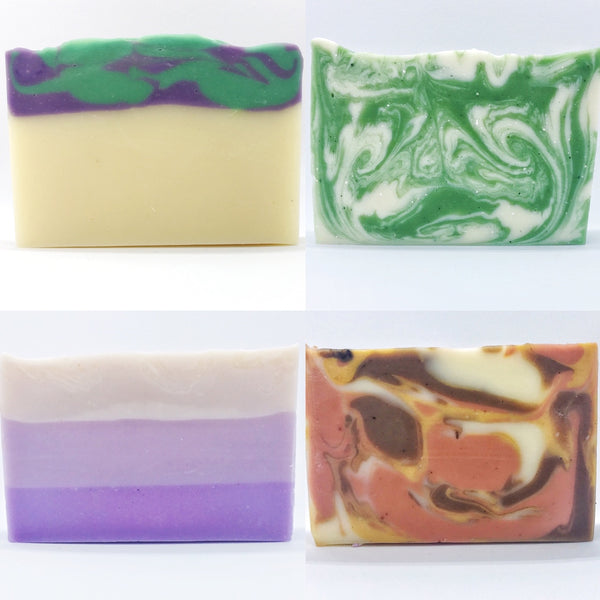 Introducing New Spring Soaps