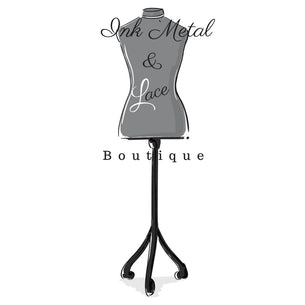 Ink Metal and Lace Boutique