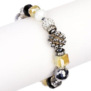 Samba Spice Beaded Stretch Bracelet