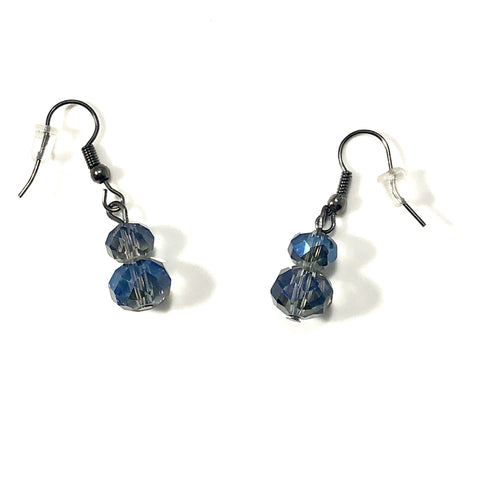 Hues of Blue Earrings