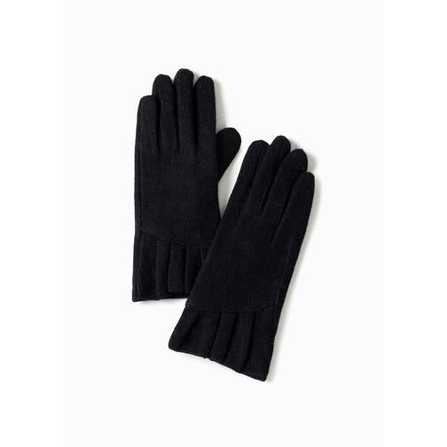 Pleated Cuff Glove