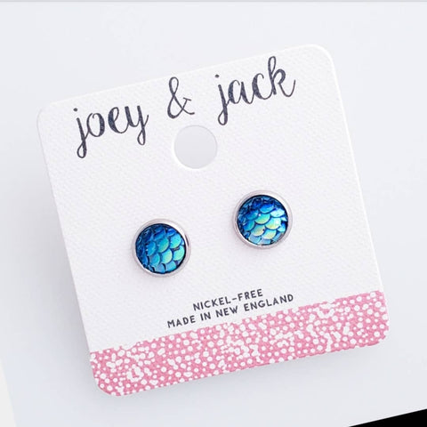 Mermaid Stud Earring