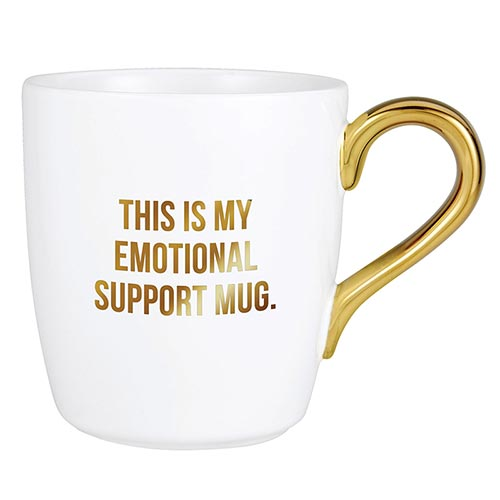 Emotional Support Mug