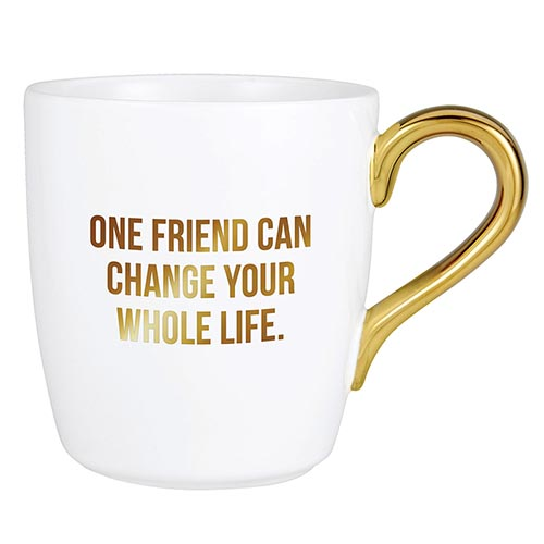 One Friend Mug